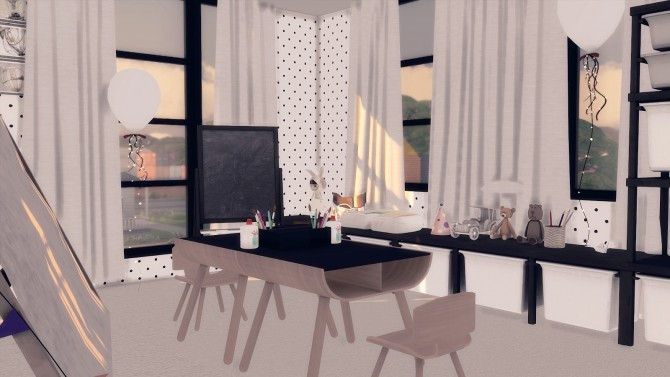 38 | KINGSLEY house at SoulSisterSims image 11211 670x377 Sims 4 Updates