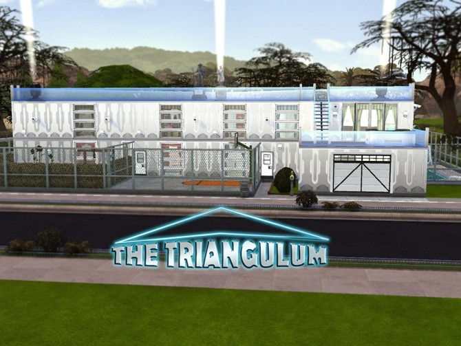 The Triangulum house Gerosha Chronicles by BulldozerIvan at Mod The Sims image 11519 670x503 Sims 4 Updates