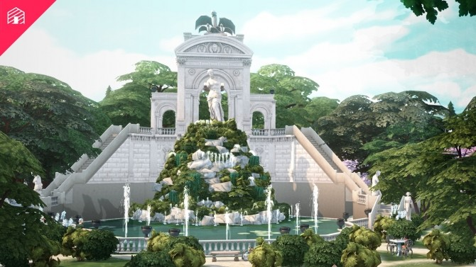 Ciutadella park at Harrie image 11613 670x377 Sims 4 Updates