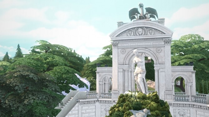 Ciutadella park at Harrie image 11711 670x377 Sims 4 Updates