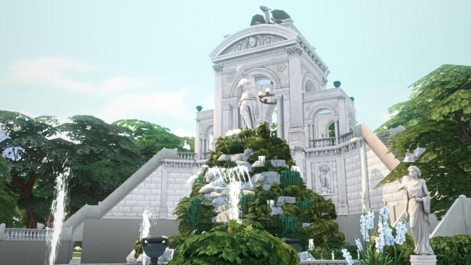 Ciutadella park at Harrie image 11811 670x377 Sims 4 Updates