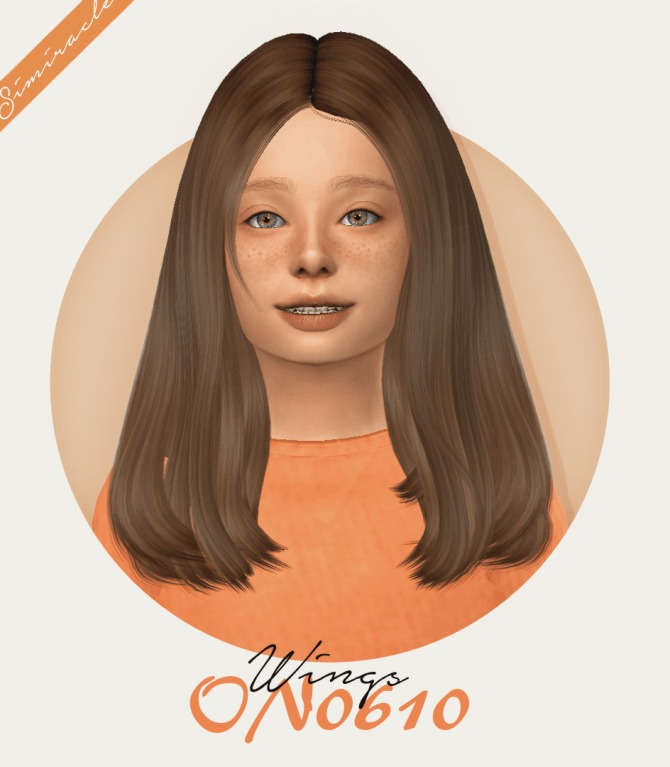 Wings ON0610 hair for kids & toddlers at Simiracle image 119 1 670x767 Sims 4 Updates