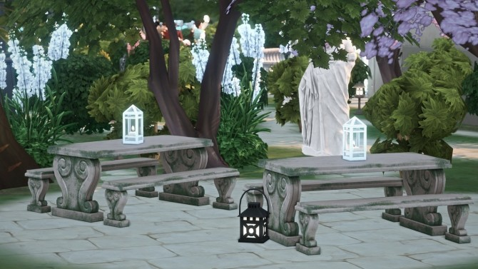 Ciutadella park at Harrie image 12212 670x377 Sims 4 Updates