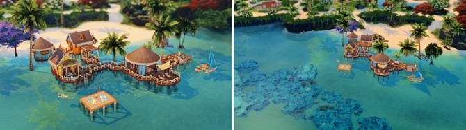 Merle's HonuMele Island Living Build at Miss Ruby Bird image 12213 670x188 Sims 4 Updates