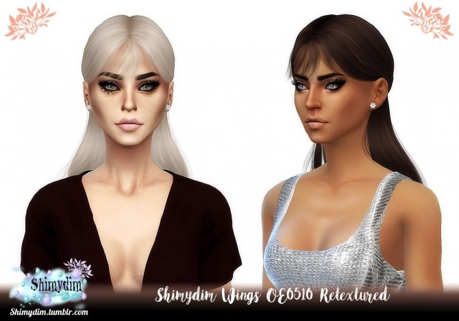 Wings OE0510 Hair Retexture Naturals + Unnaturals at Shimydim Sims image 1231 670x468 Sims 4 Updates