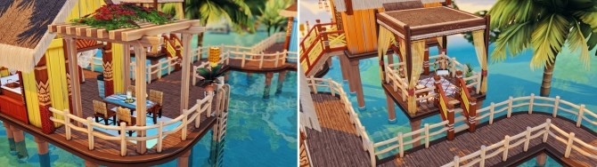 Merle's HonuMele Island Living Build at Miss Ruby Bird image 12610 670x188 Sims 4 Updates