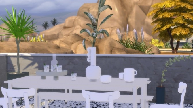 RIPPLE GLASS COLLECTION at Meinkatz Creations image 1275 670x377 Sims 4 Updates