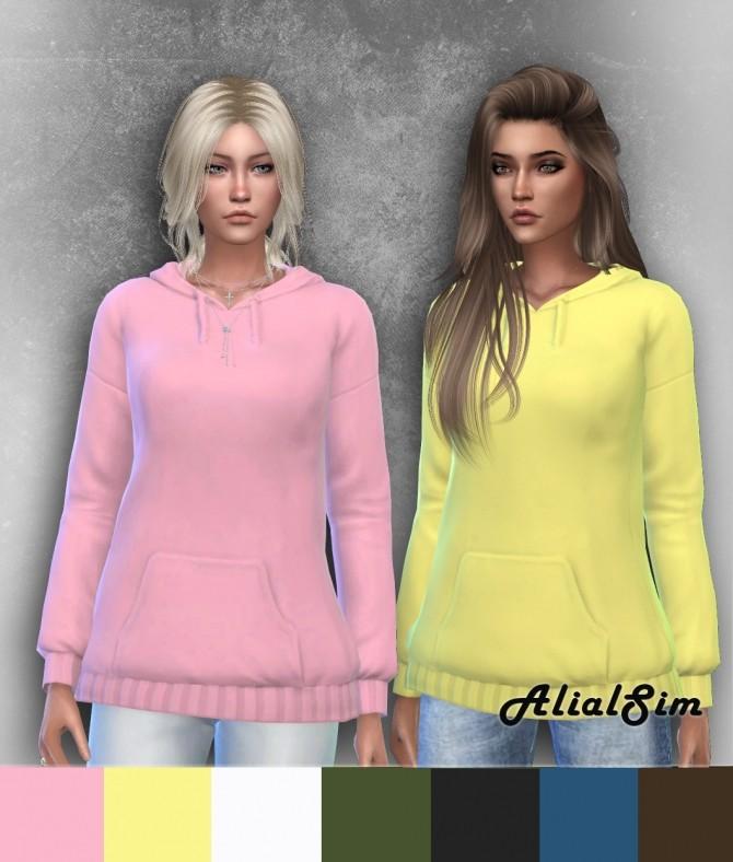 Sims 4 Hoodie at Alial Sim