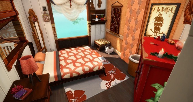 Paradis Flottant house at Simsontherope image 1279 670x355 Sims 4 Updates