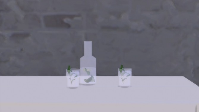 RIPPLE GLASS COLLECTION at Meinkatz Creations image 1294 670x377 Sims 4 Updates