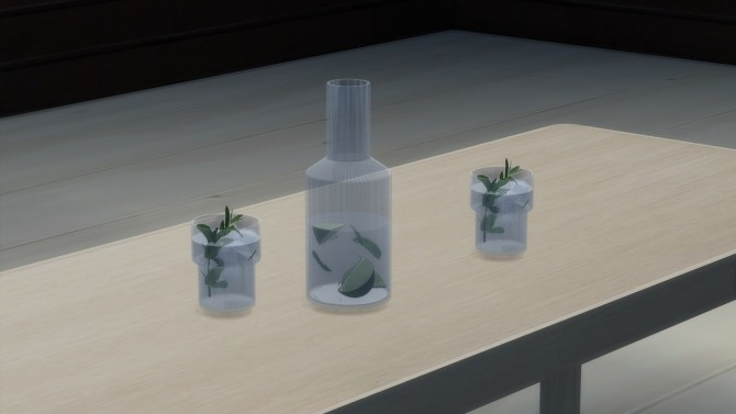 RIPPLE GLASS COLLECTION at Meinkatz Creations image 1304 670x377 Sims 4 Updates