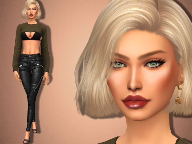 Katelynn Miccio at MSQ Sims image 13316 Sims 4 Updates