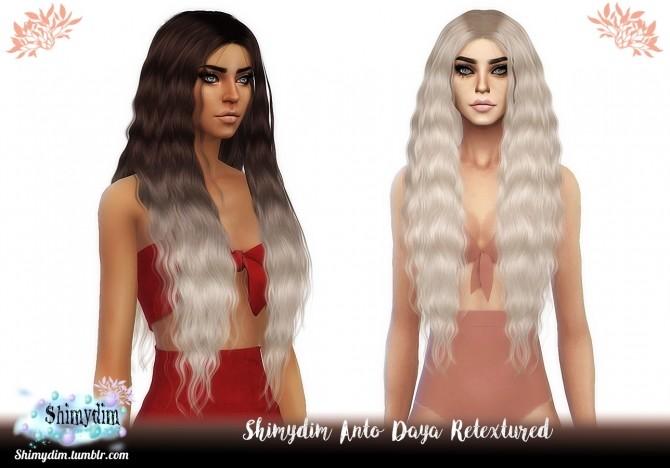Anto Daya Hair Long & Short + Child + Ombre Naturals + Unnaturals at Shimydim Sims image 13412 670x468 Sims 4 Updates