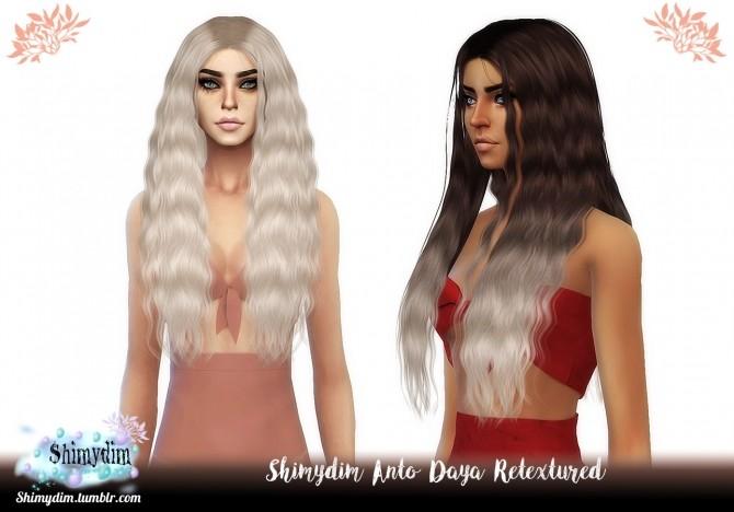 Anto Daya Hair Long & Short + Child + Ombre Naturals + Unnaturals at Shimydim Sims image 13512 670x468 Sims 4 Updates