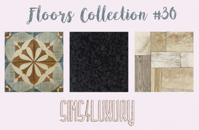 Sims 4 Floor Collection #30 at Sims4 Luxury