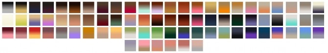 Anto Daya Hair Long & Short + Child + Ombre Naturals + Unnaturals at Shimydim Sims image 1389 670x109 Sims 4 Updates