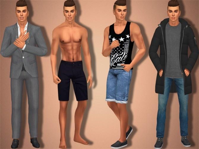 Sims 4 Maxwell Atwood at MSQ Sims