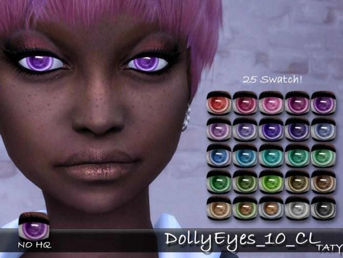 Dolly eyes 10 cl at Taty – Eámanë Palantír image 1531 670x503 Sims 4 Updates