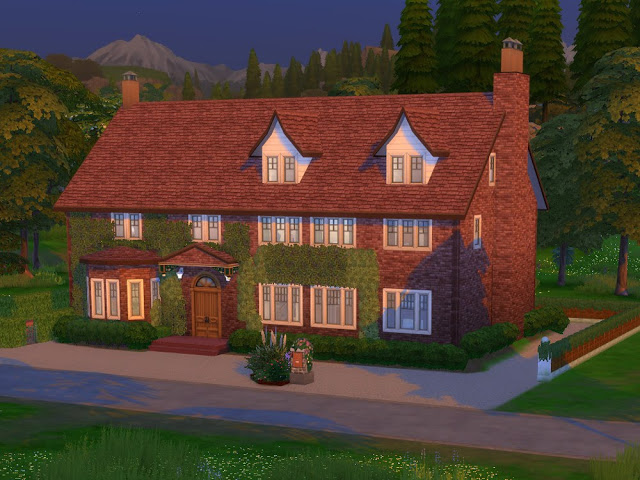 Turtledove Mansion at KyriaT's Sims 4 World image 1559 Sims 4 Updates