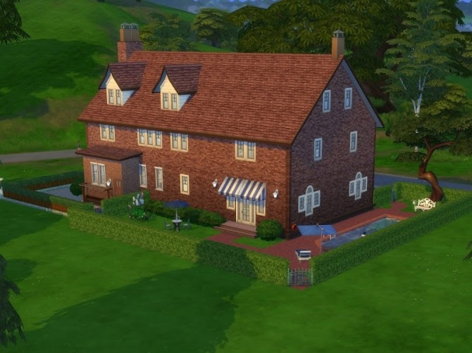 Turtledove Mansion at KyriaT's Sims 4 World image 1569 670x502 Sims 4 Updates