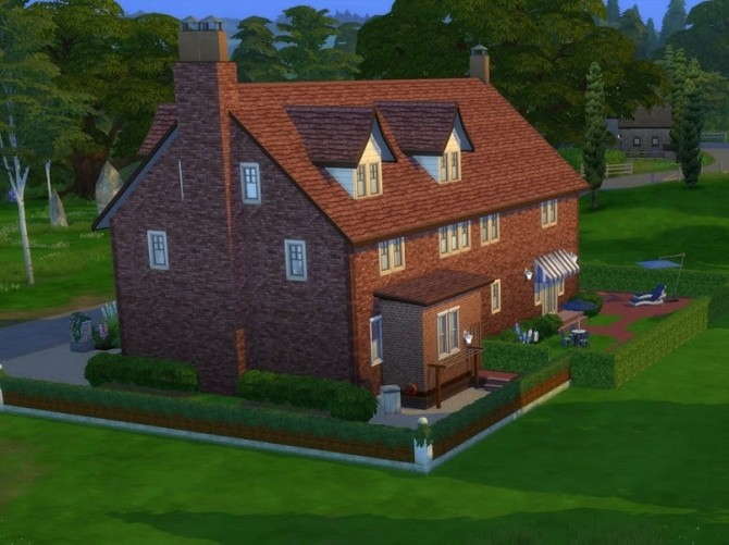 Turtledove Mansion at KyriaT's Sims 4 World image 1579 670x501 Sims 4 Updates