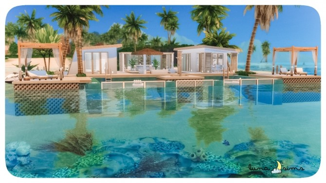 REEFVIEW BEACH VILLA at Luna Sims image 16117 670x377 Sims 4 Updates