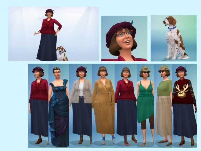 Miss Wetherby and Bailey at KyriaT's Sims 4 World image 1663 670x503 Sims 4 Updates