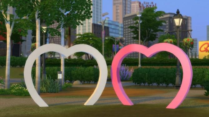 Sims 4 Scene and Heart at Soloriya