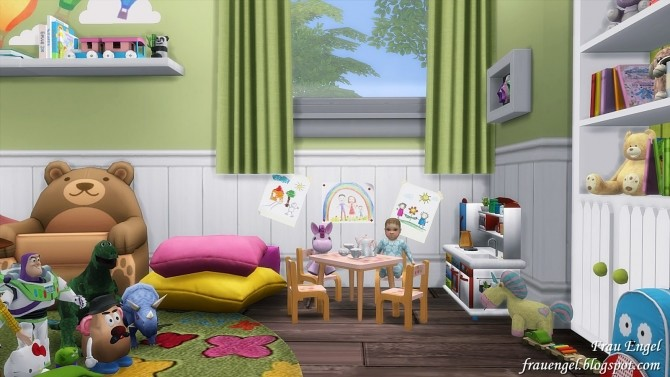 Toy Story Bonnie S House At Frau Engel 187 Sims 4 Updates