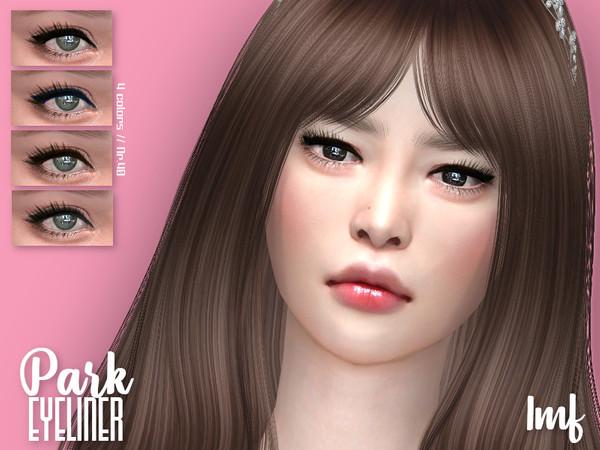 Sims 4 IMF Park Eyeliner N.40 by IzzieMcFire at TSR