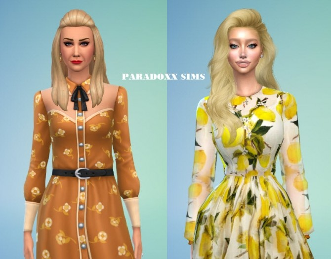 GLOW UP SERIES MEREDITH ROSWELL at Paradoxx Sims image 1733 670x524 Sims 4 Updates