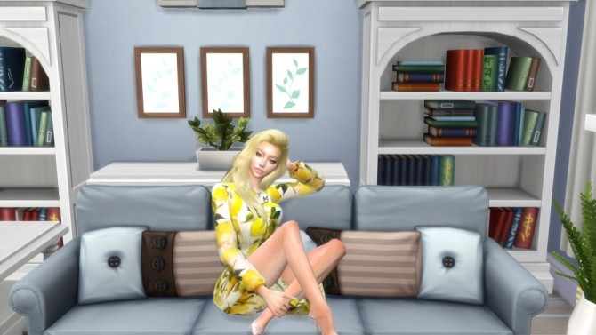 Sims 4 GLOW UP SERIES MEREDITH ROSWELL at Paradoxx Sims