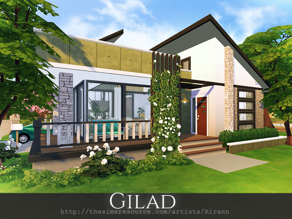 Gilad tiny cottage by Rirann at TSR image 1824 Sims 4 Updates