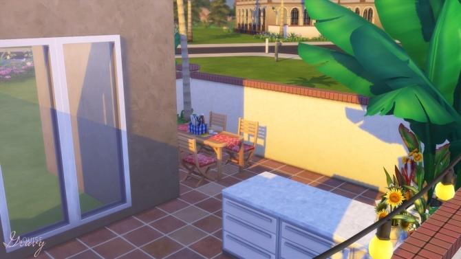 Sims 4 Outdoor Kitchen at GravySims