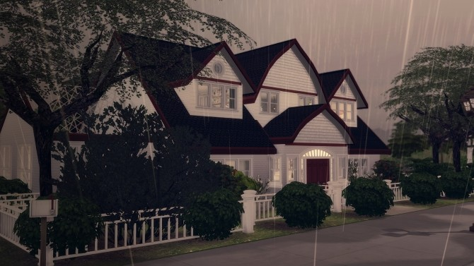 Sims 4 41 | PRIMROSE house at SoulSisterSims