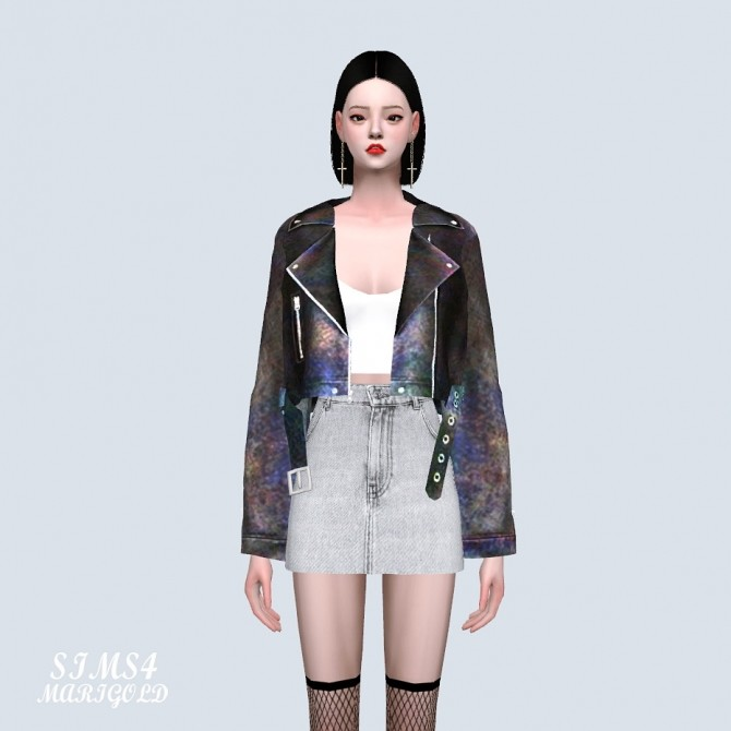Hologram Jacket With Sleeveless at Marigold image 2145 670x670 Sims 4 Updates