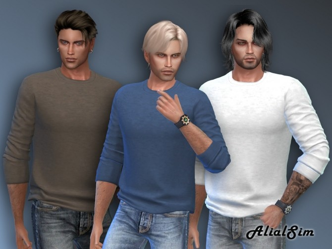 Sims 4 Darte77 Sweater at Alial Sim