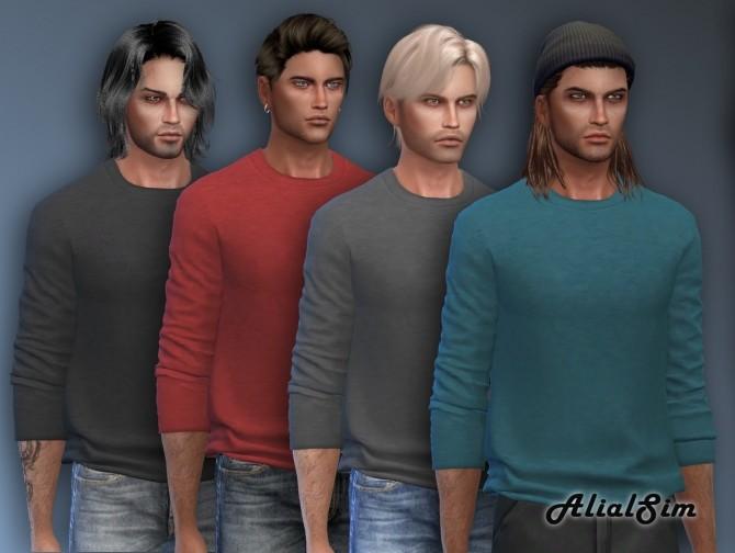 Sims 4 Darte77 Sweater at Alial Sim