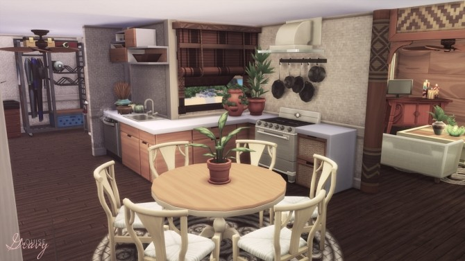 Small Family Home at GravySims image 2553 670x377 Sims 4 Updates