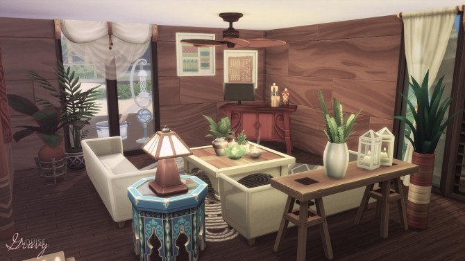 Small Family Home at GravySims image 2563 670x377 Sims 4 Updates