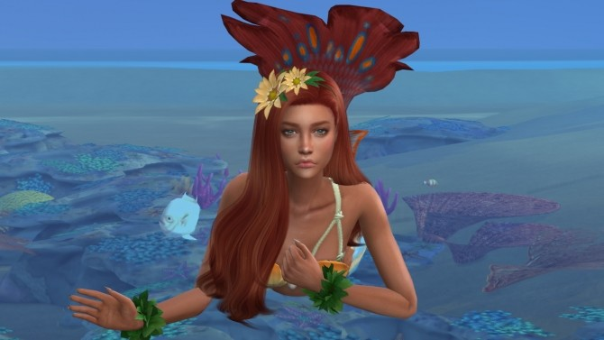 Mermaid Aelita by Elena at Sims World by Denver image 2624 670x377 Sims 4 Updates