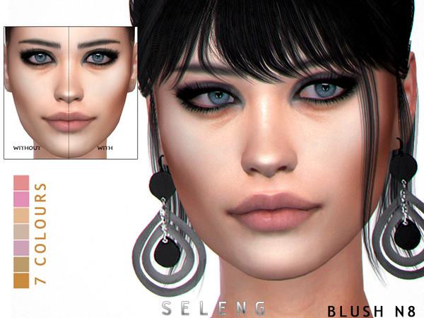 Sims 4 Blush N8 by Seleng at TSR