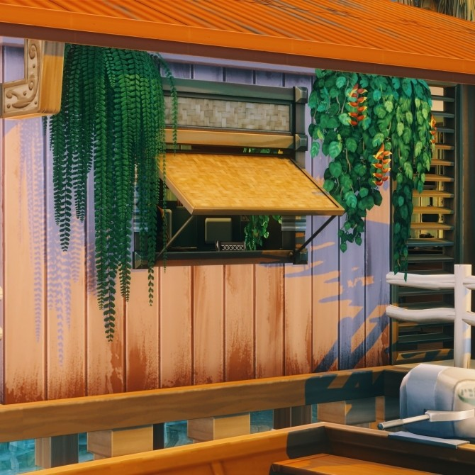 WALK THE PLANK WALLS at Picture Amoebae image 2901 670x670 Sims 4 Updates