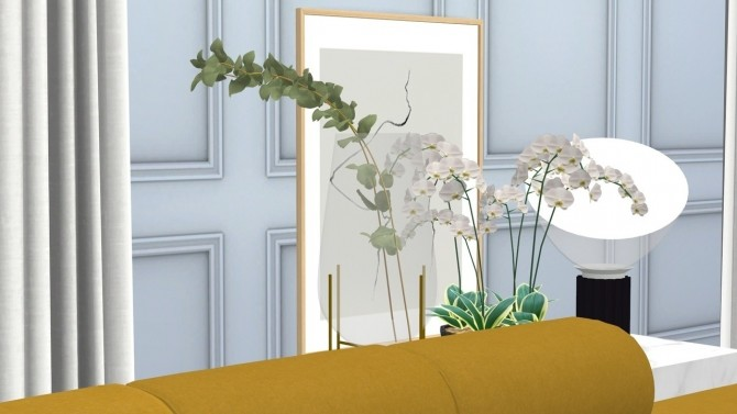ECHASSE VASE COLLECTION at Meinkatz Creations image 2921 670x377 Sims 4 Updates