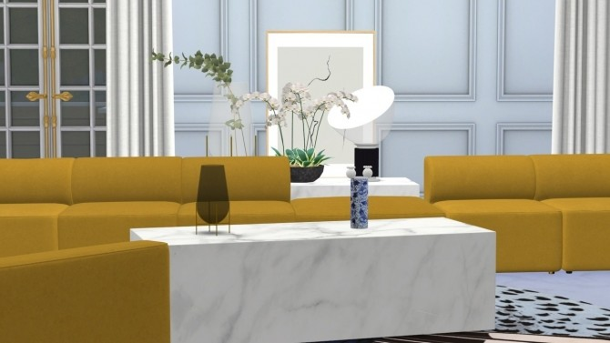 ECHASSE VASE COLLECTION at Meinkatz Creations image 2951 670x377 Sims 4 Updates
