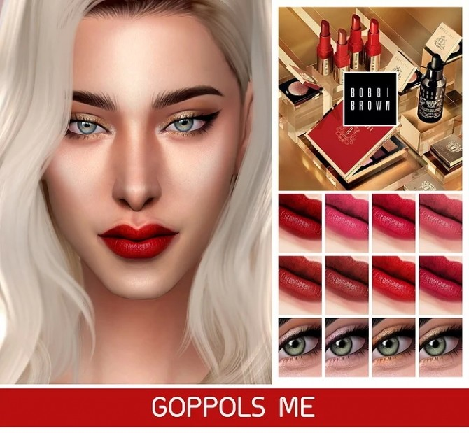 GPME GOLD Lunar New Year Collection 2019 at GOPPOLS Me image 3031 670x619 Sims 4 Updates