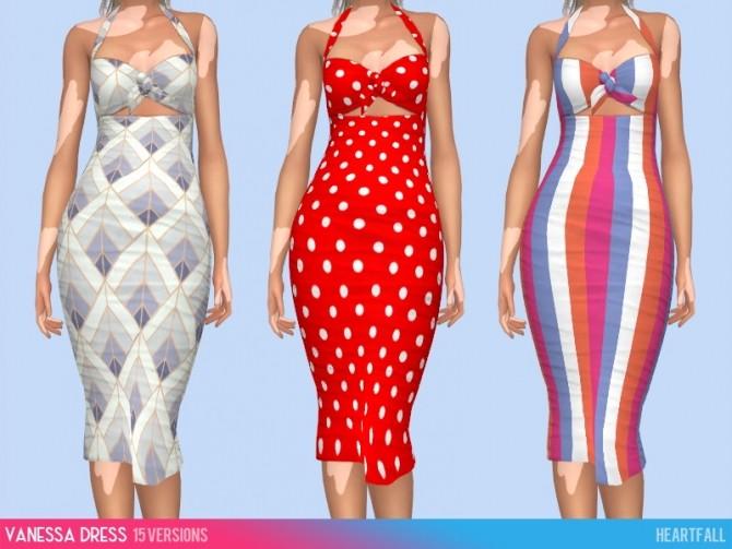 Summer dresses at Heartfall image 3061 670x503 Sims 4 Updates