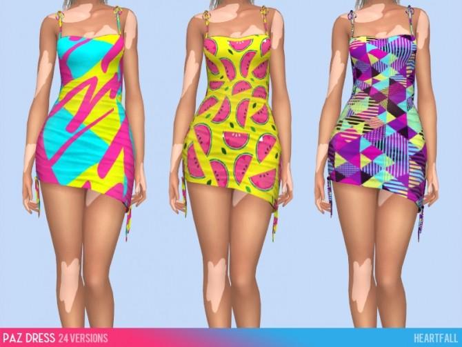 Summer dresses at Heartfall image 3071 670x503 Sims 4 Updates