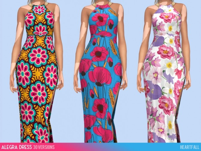 Summer dresses at Heartfall image 3081 670x503 Sims 4 Updates