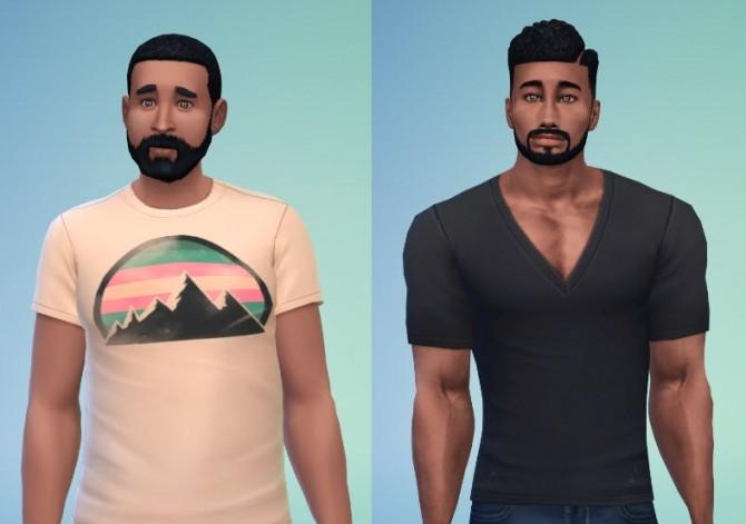 Sims 4 BOB PANCAKES at Paradoxx Sims